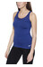 Nike Pro Hypercool Tank Women deep royal blue/white